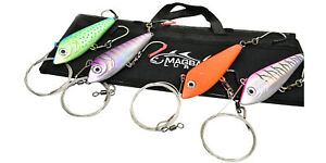 4 Pack Fully Rigged 8