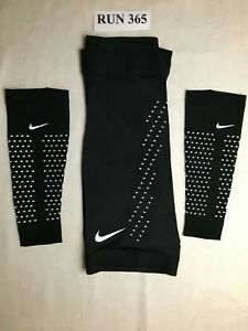 Nike Pro Elite Aerofly Sponsored Half Tights and Leg sleeves Combo Small Size