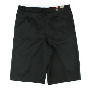 Under Armour 4891 Kids Boys Black Match Play Athletic Sports Gym Shorts Size 18