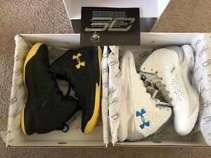 Under Armour Curry 1 Championship Pack US Size10 (Brand New)