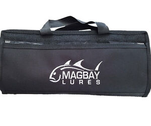 EXTRA Large 6 Pocket MagBay Lure Bag - 45 Inches by 19 Inches Trolling