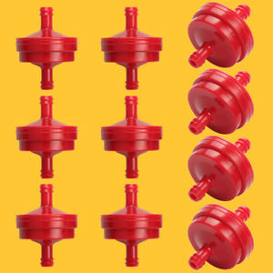 10x Lawn Mower 1 4quot; Inline Gas Fuel Filter Fits Briggs Stratton 298090 298090S $7.45