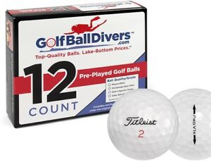 Titleist ProV1x - Near Mint (AAAA) Grade - Recycled (Used) Golf Balls - 120 Pack