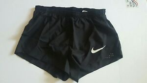 Nike Pro Elite Womens Race Shorts Size LARGE Track and Field Oregon Running IAAF
