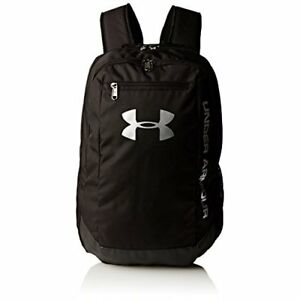 Under Armour Ua Hustle Ldwr Traditional Backpack Men's Black One Size 1