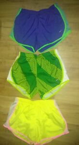Girls Nike Dri Fit Tempo Running Athletic Active Shorts Lot of 3 Size LXL