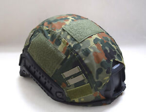 Tactical Paintball Shooting Combat Fast Helmet Cover Multicam -C