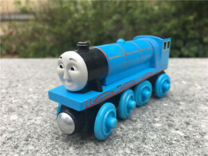 Mattel Thomas & Friends Gordon Wooden Toy Train New Loose