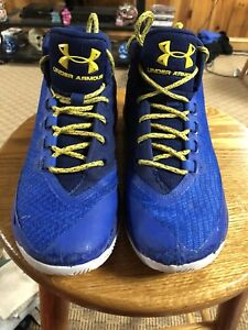 UNDER ARMOUR CURRY 3 BASKETBALL SHOES BOYS SIZE 6.5y STEPH CURRY