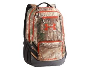 UNDER ARMOUR Storm 1 RealTree Xtra Camo Hustle Hunting Bag Backpack 1247302-946