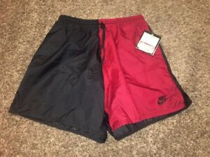 Nike Track Running Soccer Lined Shorts Men's DS With Tag Vintage Rare Vtg