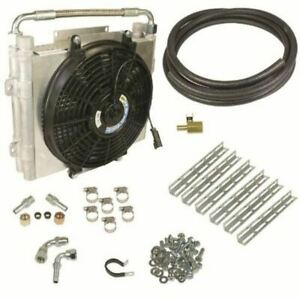 BD Diesel Universal Xtrude Double Stacked Transmission Cooler (12