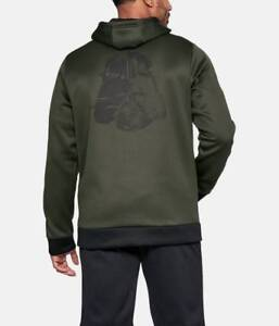 Under Armour Star Wars Darth Vader Icon Hoodie Hooded Sweatshirt Mens Hoodie