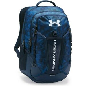 Under Armour Storm Contender Mens Rucksack - Blue One Size