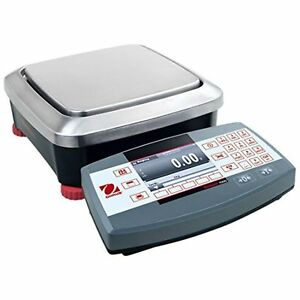 Ohaus R71mhd15 Ranger 7000 High Res Compact Bench Scale 15kg X 0.0001kg