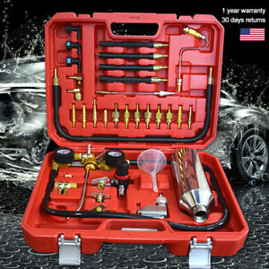 Car Accessories Vehicle Fuel Injector Cleaner Nozzle Injection Cleaning Kits WCV