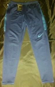 Nike Dry-Fit Strike Pant Navy Size S