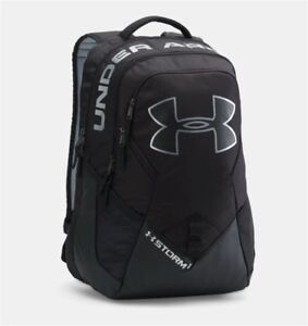 Under Armour Men's Storm Big Logo IV Athletic  Sports Backpack 1263965-004