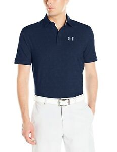 Under Armour Men's Charged Cotton Scramble Polo - Choose SZColor
