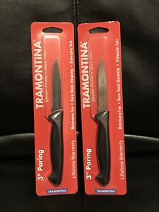 Tramontina Plastic Handle Paring Knife 3