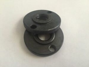 2x Replacement Grinder Clamp Nut for 5/8