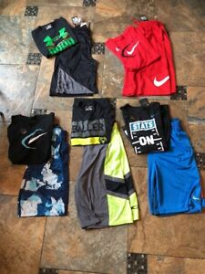 Lot Of Boys NikeUnder armour Outfitssets(most Nwt)-size X Large