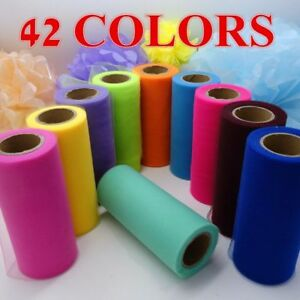 (25 YARDS) TULLE thick 6