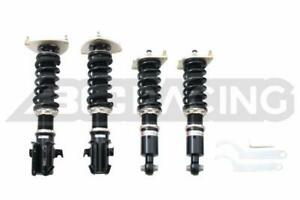 BC Racing For 08-11 Subaru Impreza WRX Extreme BR Adjustable Damper Coilover Kit