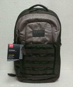 NWT $100 Under Armour Guardian Storm TaupeBrown Unisex Backpack