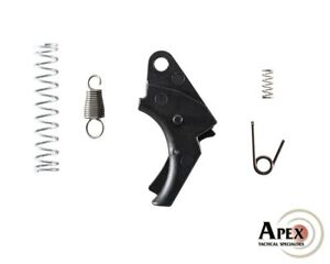 Apex Tactical S&W SD & SD-VE Polymer Action Enhancment Trigger & Spring Kit