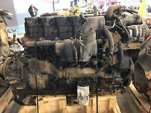 C15-MBN CAT C15 engine single turbo truck application