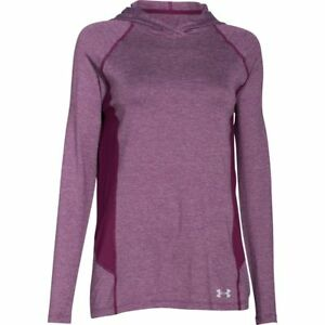 Under Armour Coolswitch Trail Hoodie - Women's Beet Medium