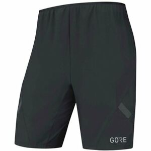 Gore Running R5 2in1 Mens Shorts - Black All Sizes