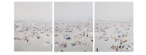 MASSIMO VITALI - Knokke 6-8 Panorama Prints from the AP Edition of 20