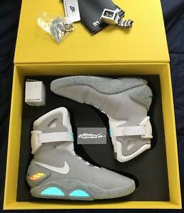 Nike Air Mag 2011 With Hover Board Back To The Future Size 11
