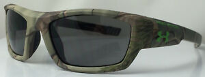 Under Armour Ace YOUTH Sunglasses 8600073-878700 Satin Realtree Camouflage Frame