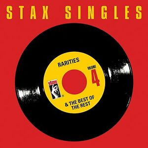 Various Artist Stax Singles 4: Rarities & Best Of box set 6 CD NEW sealed