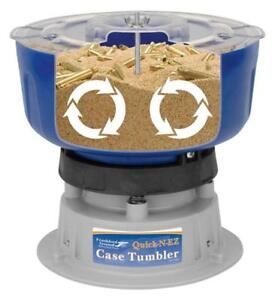Frankford Arsenal Quick-N-Ez 110V Vibratory Case Tumbler For Cleaning And Polish
