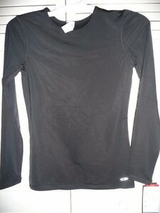 NEW C9 Champion Womens Power Core Crew Long Sleeve Compression Athletic LS Shirt