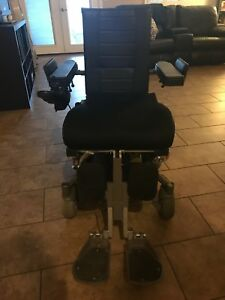 Permobil Street Tilt Electric Wheelchair- For Tall Person-Almost New - $5000