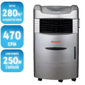CFM 4-Speed Portable Evaporative Cooler Swamp Cooler Remote Control *Top Seller*