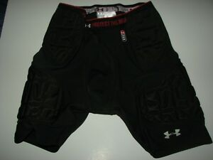 Under Armour Men's Athletic padded compression shorts size L MPZ