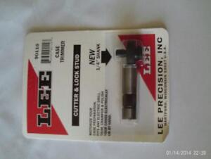 Lee case trimmer Cutter and Lock Stud new 14 Shank 90110