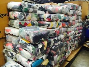 Colored T-Shirt Rags  Shop rags 50- 20lb Compressed Bags - 1000 lbs