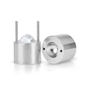 Ice Ball Maker 55mm Sphere Round Mold Whisky Cocktail Stainless Steel