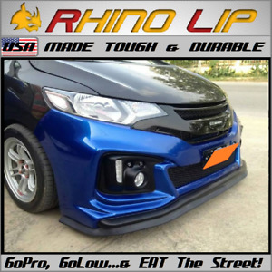 Evex Typ 1 Kammback Coupe Typ 2 Fastback Coupe GT Front Spoiler Rubber Chin Lip