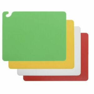 HUBERT Plastic Cutting Board Set - 24