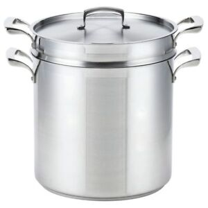 Browne Pasta Cooker 12 qt Stainless Steel 5724082