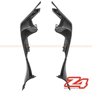 2017 2018 Z1000R Rear Side Tail Driver Seat Cover Fairing Cowling Carbon Fiber