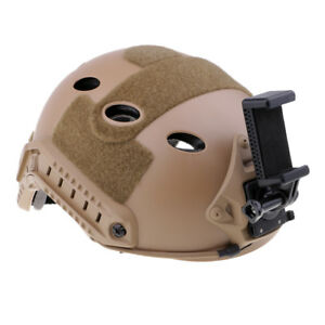 Paintball NVG Camera Mount of Tactical Helmet Fast Mich for Gopro Hero